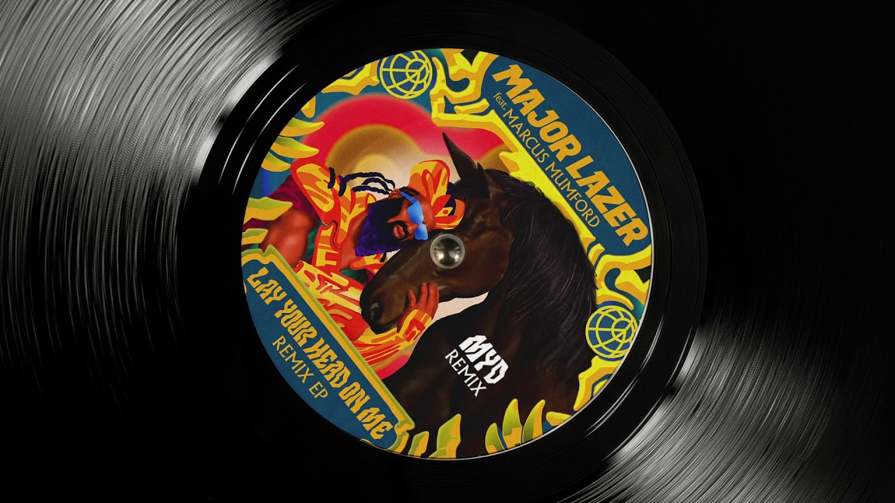 Major Lazer - Lay Your Head On Me (feat. Marcus Mumford) (Myd Remix) (Official Audio)