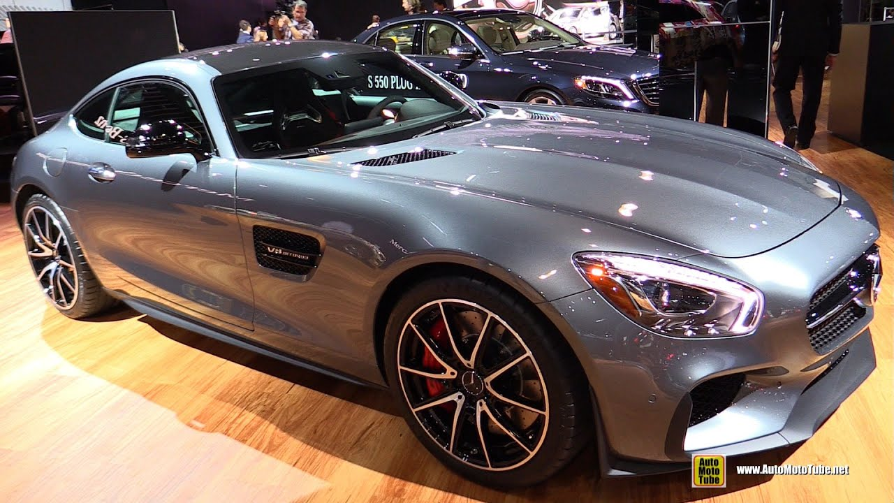 2015 mercedes benz amg gt s exterior and interior. Black Bedroom Furniture Sets. Home Design Ideas