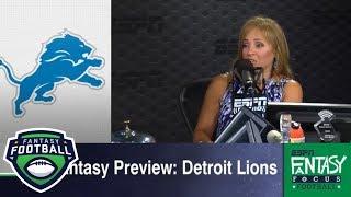 Detroit Lions 2018 fantasy football preview | Fantasy Focus | ESPN