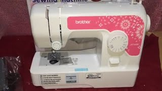 Unboxing Review Brother JV1400 Sewing Machine | Bahasa