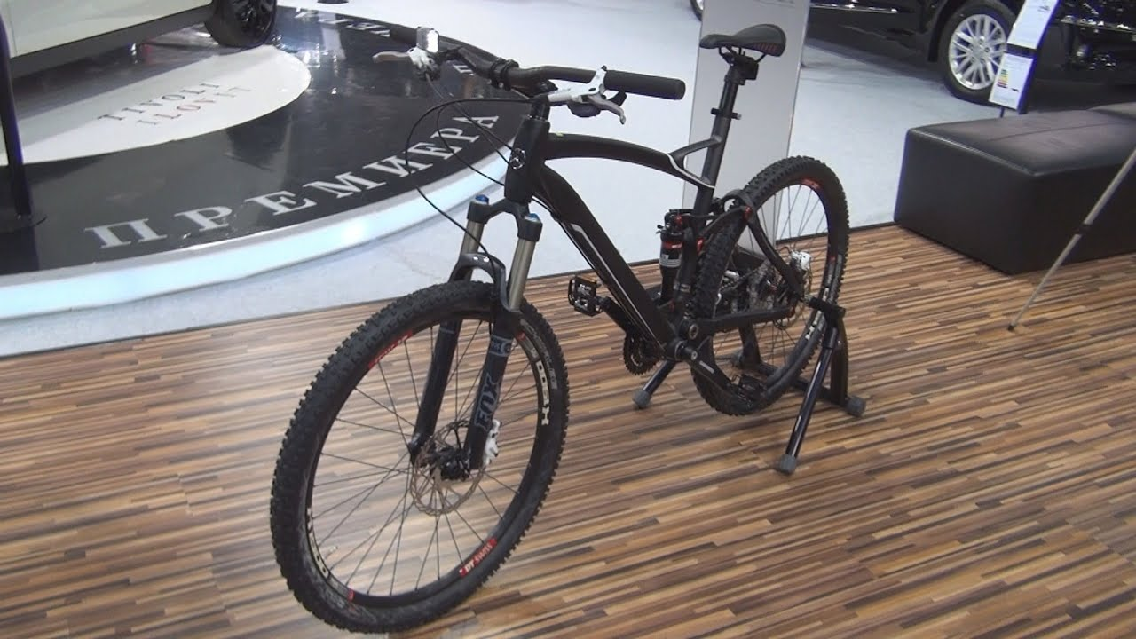 Mercedes benz mountain bike allmountain r 2016 exterior for Mercedes benz bicycles