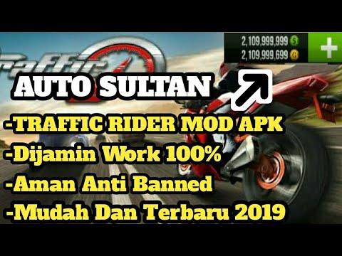 traffic rider mod apk revdl