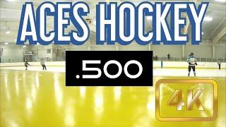 Ep #17 Aces Hockey - .500 l GoProHockey (4K)