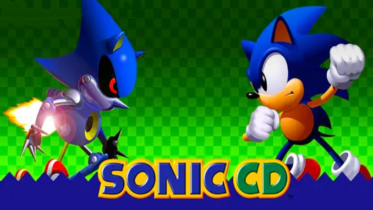 Sonic Cd Classic Android Ios Gameplay ᴴᴰ Youtube