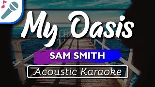 Baixar Sam Smith - My Oasis (feat Burna Boy) - Karaoke Instrumental (Acoustic)