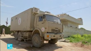 الجيش السوري ينشئ مستشفيات ميدانية لعلاج مرضى فيروس كورونا