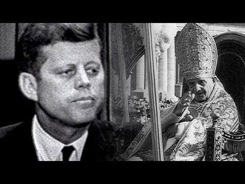 JFK Takes On Catholic Controversy