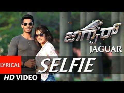 "Selfie Lyrical Video Song || ""Jaguar"" || Nikhil Kumar, Deepti Saati || SS Thaman, Chandan Shetty"
