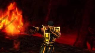 [PlayStation 2] - Mortal Kombat: Shaolin Monks - All Fatalities
