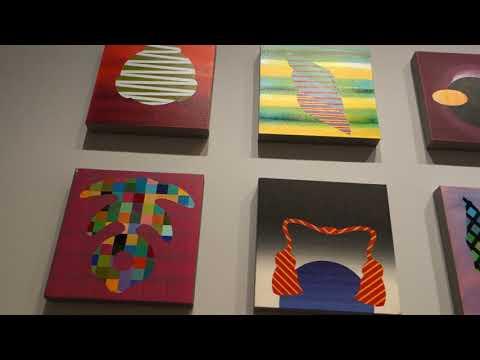 Stephen Mueller ORCHIDACEOUS At HUNTER COLLEGE ART GALLERIES