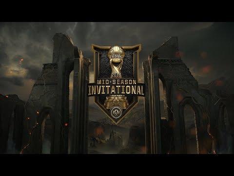 (REBROADCAST) FW vs. KZ | Semifinals | Mid-Season Invitational (2018)