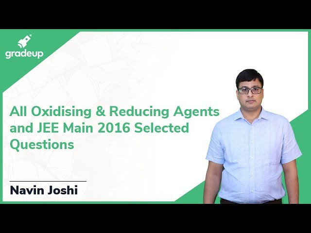 Previous Years' Problems by Navin Sir | JEE Main 2017 Online Paper 1 Chemistry Analysis