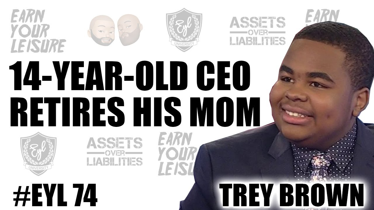 14-YEAR-OLD CEO RETIRES HIS MOM