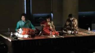 South Indian Music with Carnatic Violinist A. Kanyakumari (11/6/2011)