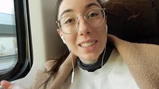 Vlog in Italian #104: in viaggio da Roma a Matera