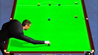 World Championship Snooker 2004 Gameplay