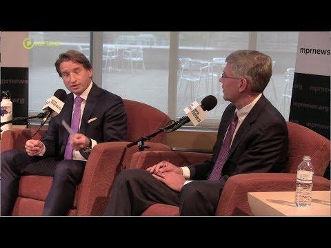 Erik Paulsen Debates Dean Phillips On MPR - Full Event