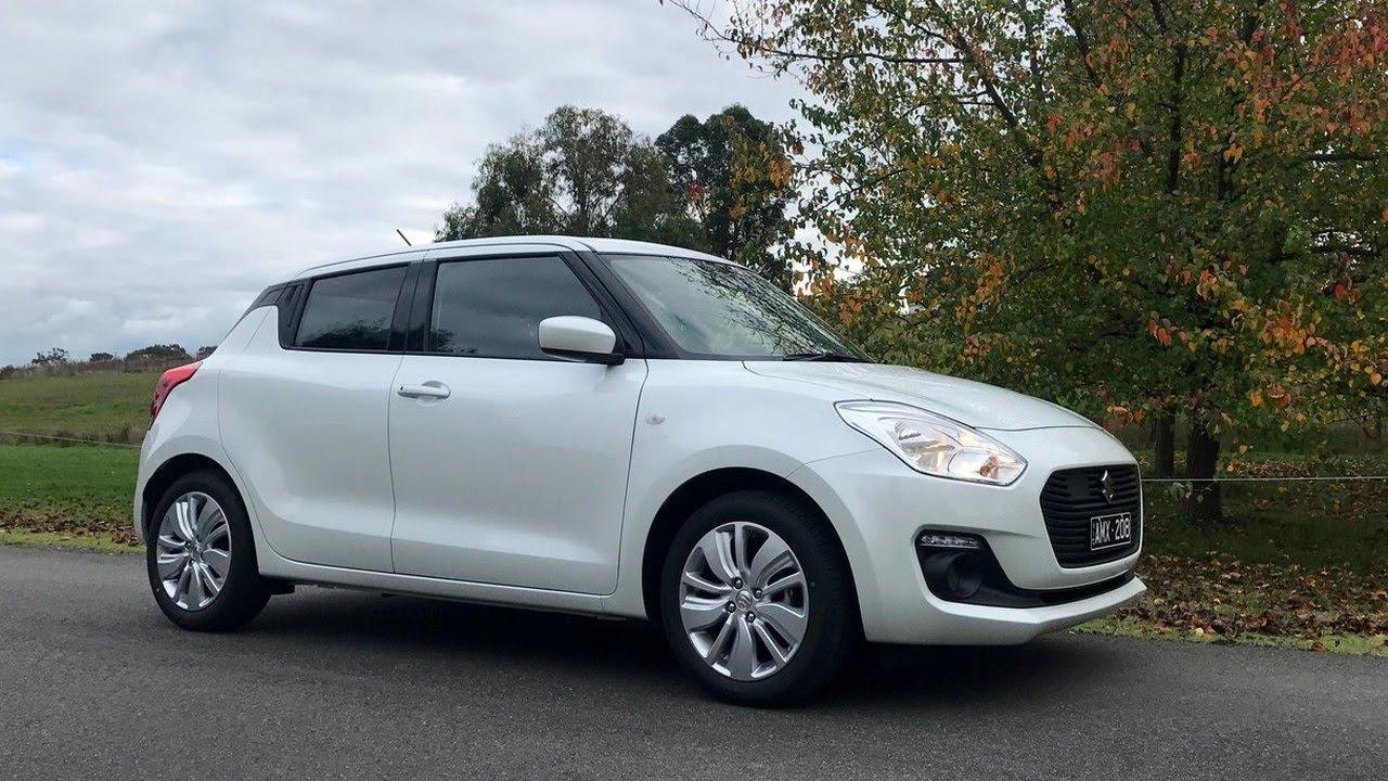 2018 Suzuki Swift New Car New Suzuki