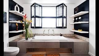 Bathroom Shelving Design Ideas | Shelf Shelves DIY Decor Organization Small Home Depot IKEA 2018