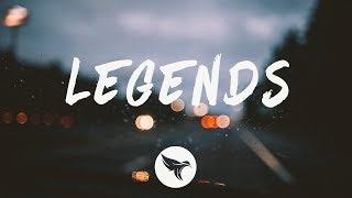 Juice WRLD - Legends (Lyrics) | Tribute