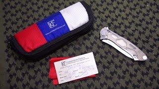 Russische Messer - Trekoza @ Custom Knife Factory | CKF | Teil 1/2