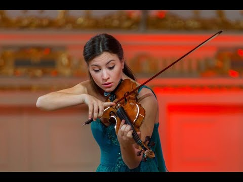 Celina Kotz (Poland) - Stage 2 - International H. Wieniawski Violin Competition STEREO