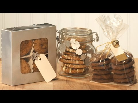 Bake with Heart–Gift Cookies with Love This Holiday Season