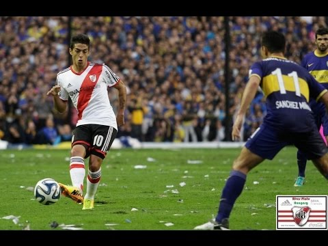 BOCA JUNIORS - RIVER PLATE full match HD Torneo Final 2014 www.facebook.com/RiverPlateHungary
