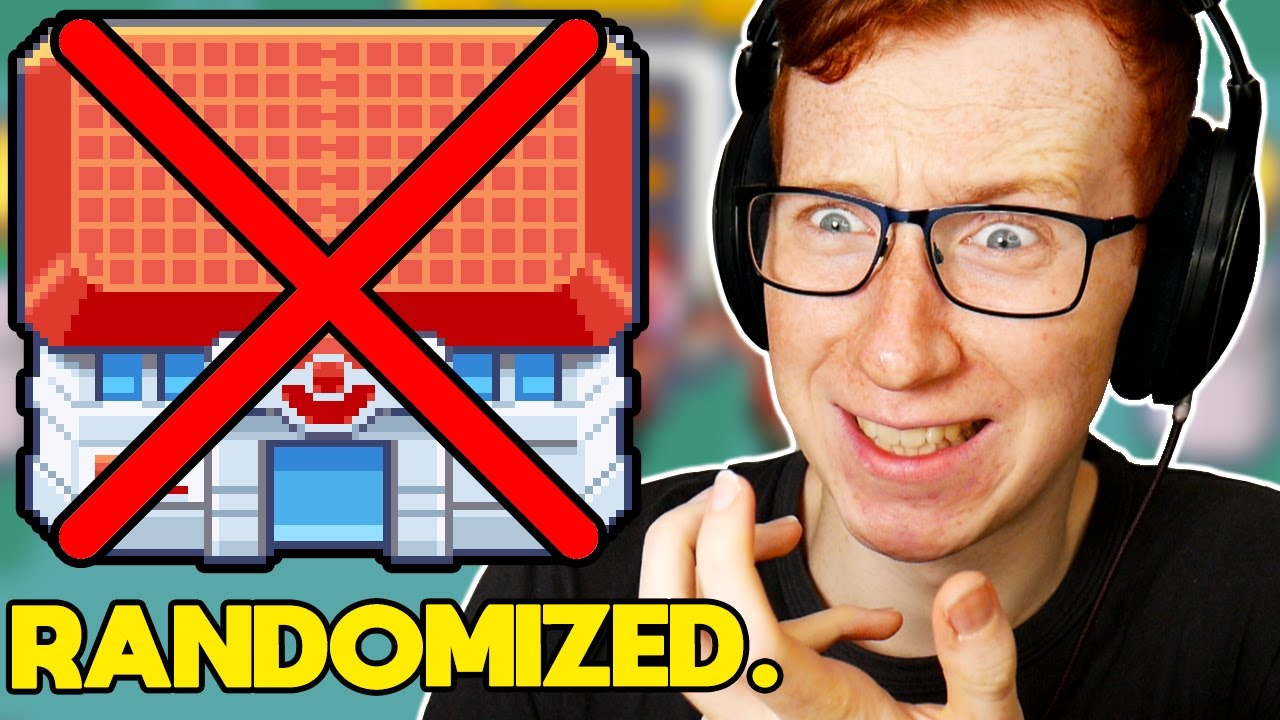 Download I randomized Everything in Pokemon and then banned Healing