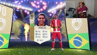 OMFG I GOT ICON RONALDO IN A PACK!! **INSANE REACTION**