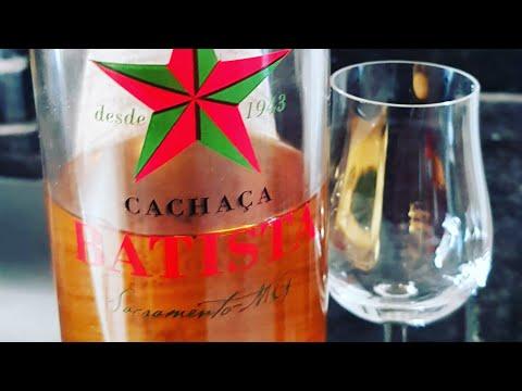 Batista - Cachaça de Minas - Destilados Brasil - Review #28