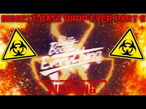 BIGGEST BASS DROP EVER! (EXTREME BASS TEST!!!) PART 6