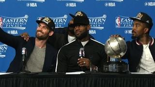 LeBron James Sets Record, Cavs Go to NBA Finals