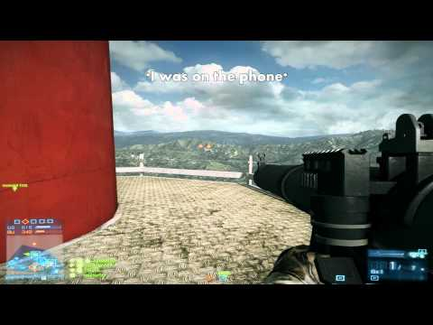 16 Jets Vs. RPG In ONE LIFE - Battlefield 3