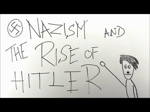 Nazism And The Rise Of Hitler - ep01 - BKP - Class 9 History CBSE | Chapter 3 | explanation in Hindi