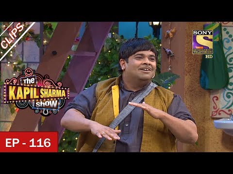 Baccha Yadav Plans To Join Politics -The Kapil Sharma Show - 25th June, 2017
