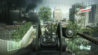 Crysis 2 - Multiplayer Gameplay