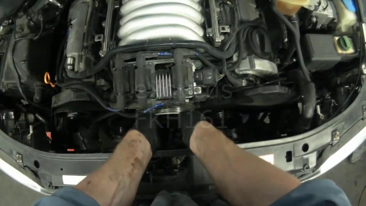 Audi A6 Thermostat Location