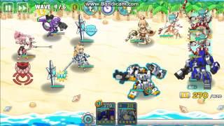 【ソラ戦】コズミックブレイク ソラの戦団ステージ10-10