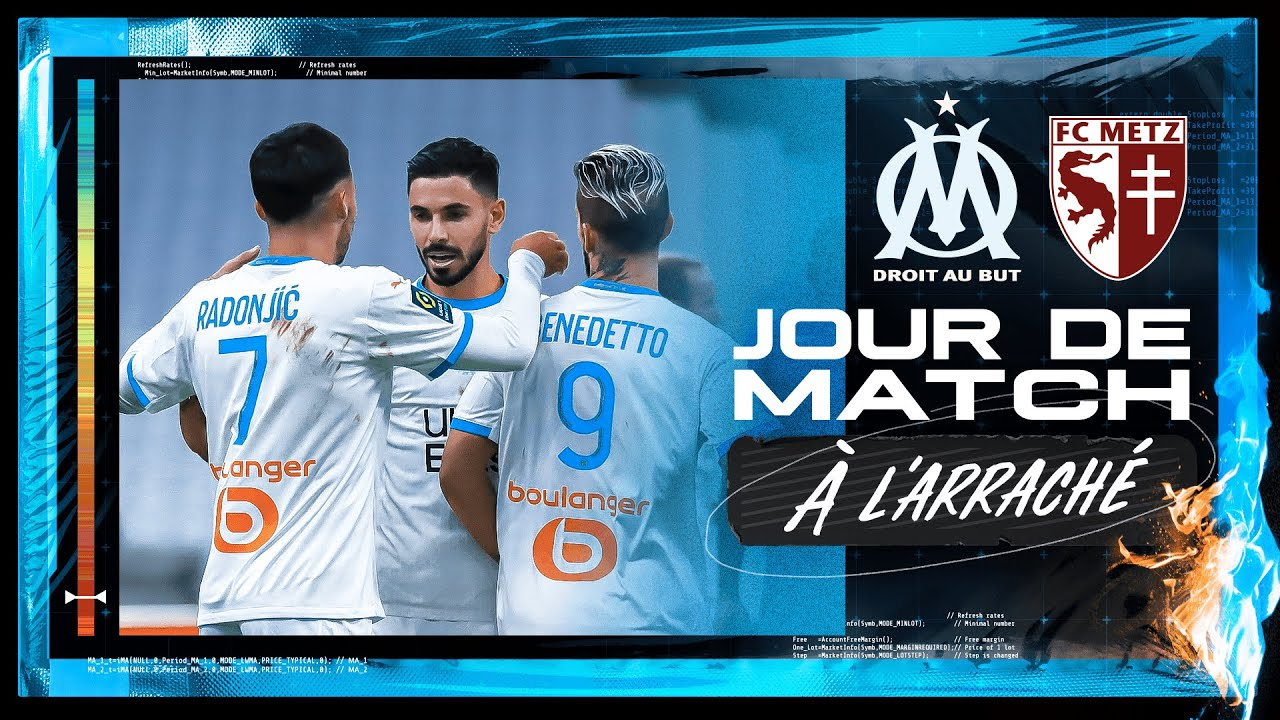 Montpellier-OM : les notes du match
