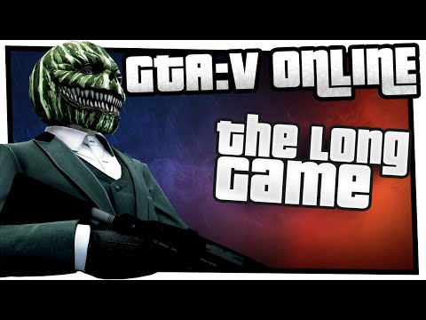 GTA 5 Online Slasher - The Long Game