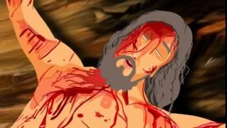 Bible Stories For Kids JESUS Parable of The Good Samaritan, English Cartoon 2D Animation (01)