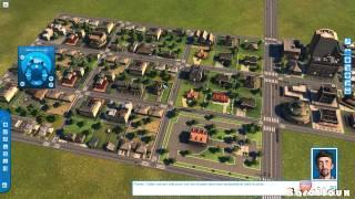 Cities XL 2012 PC - Vidéo Découverte - Initiation Pt1