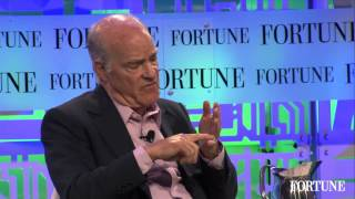 KKR co-CEO Henry Kravis at Fortune