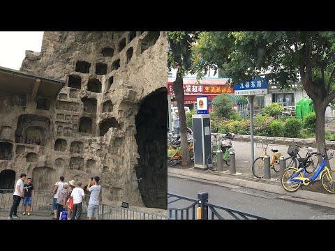 Китай - 2019. День 6. Лоян (#Путешествия)