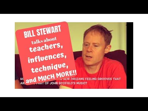 Q-Tip Jazz Drummer Interview Series: Bill Stewart!