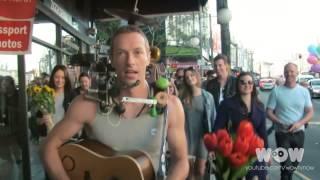 «GHOST STORIES LIVE 2014» концертный фильм Coldplay