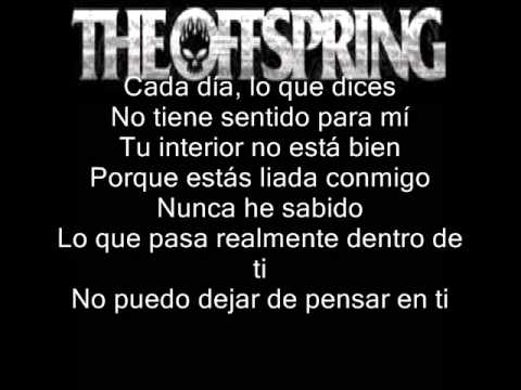 The Offspring - (Can't Get My) Head Around You (Sub español)