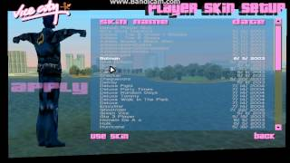 How to Download GTA Vice city Superhero Skins