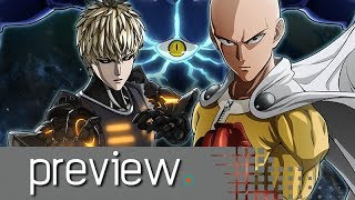 One Punch Man: A Hero Nobody Knows Preview - Noisy Pixel